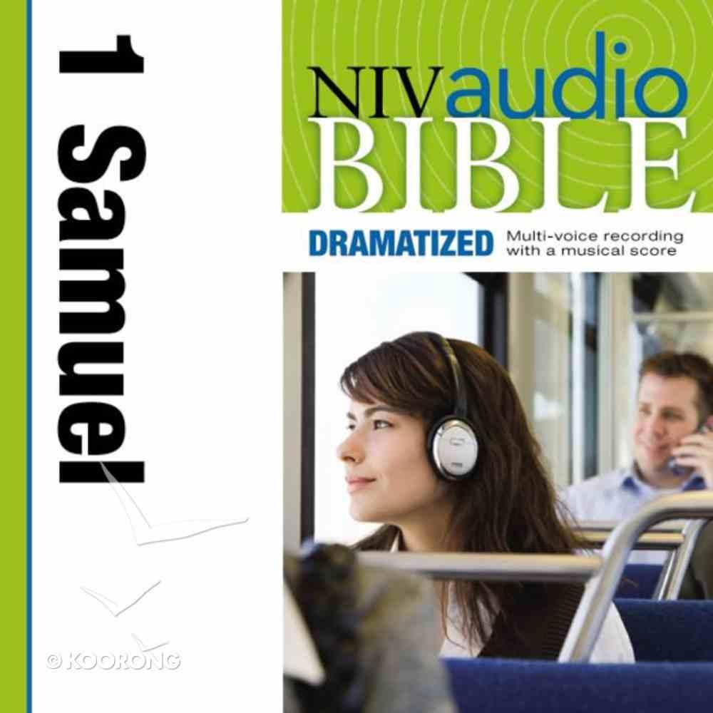 NIV, Audio Bible, Dramatized: 1 Samuel, Audio eAudio Book