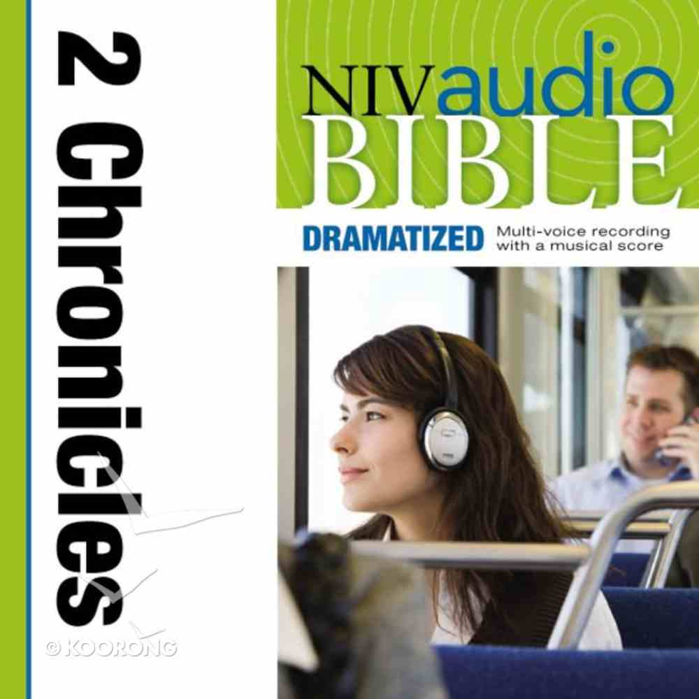 NIV, Audio Bible, Dramatized: 2 Chronicles, Audio eAudio Book