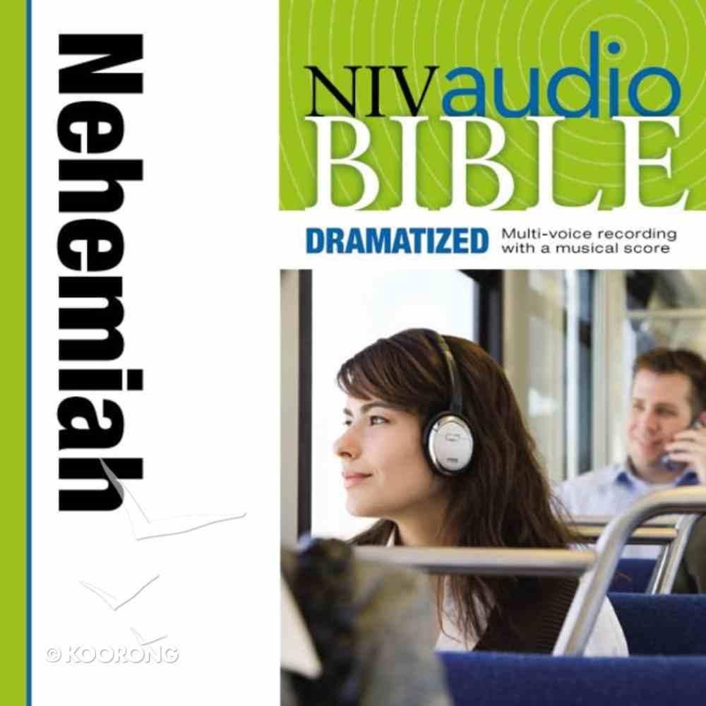 NIV, Audio Bible, Dramatized: Nehemiah, Audio eAudio Book