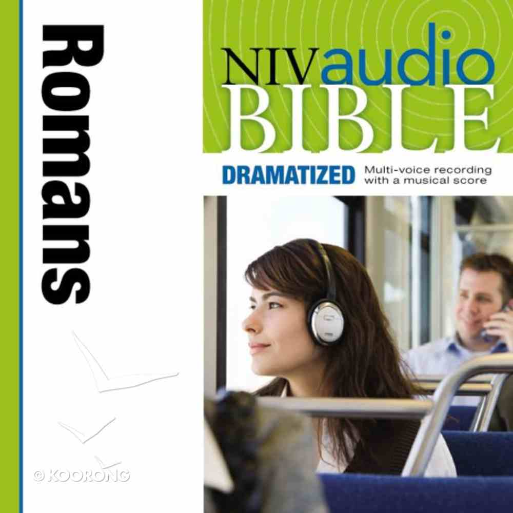 NIV, Audio Bible, Dramatized: Romans, Audio eAudio Book