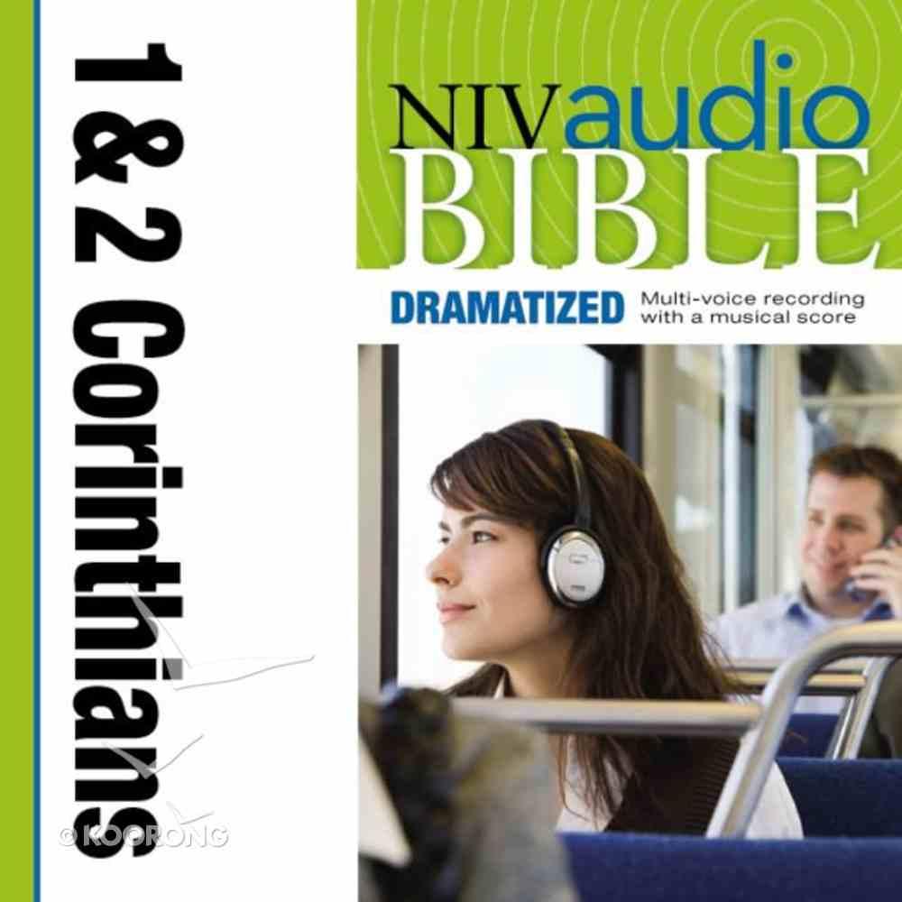NIV, Audio Bible, Dramatized: 1 and 2 Corinthians, Audio eAudio Book