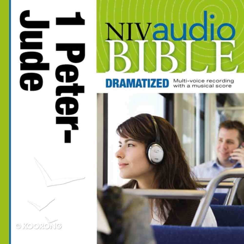 NIV, Audio Bible, Dramatized: 1 and 2 Peter; 1, 2 and 3 John, and Jude, Audio eAudio Book