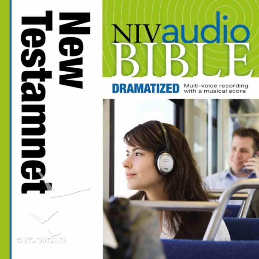 NIV, New Testament Audio Bible, Dramatized, Audio eAudio Book
