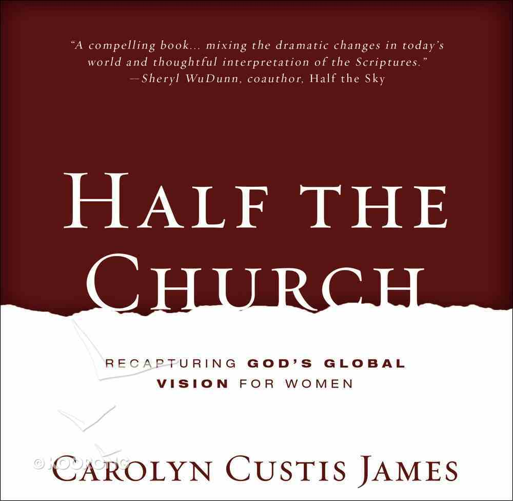 Half the Church eAudio Book