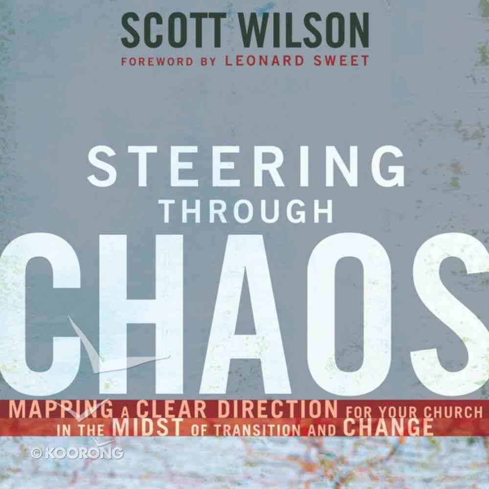 Steering Through Chaos eAudio Book