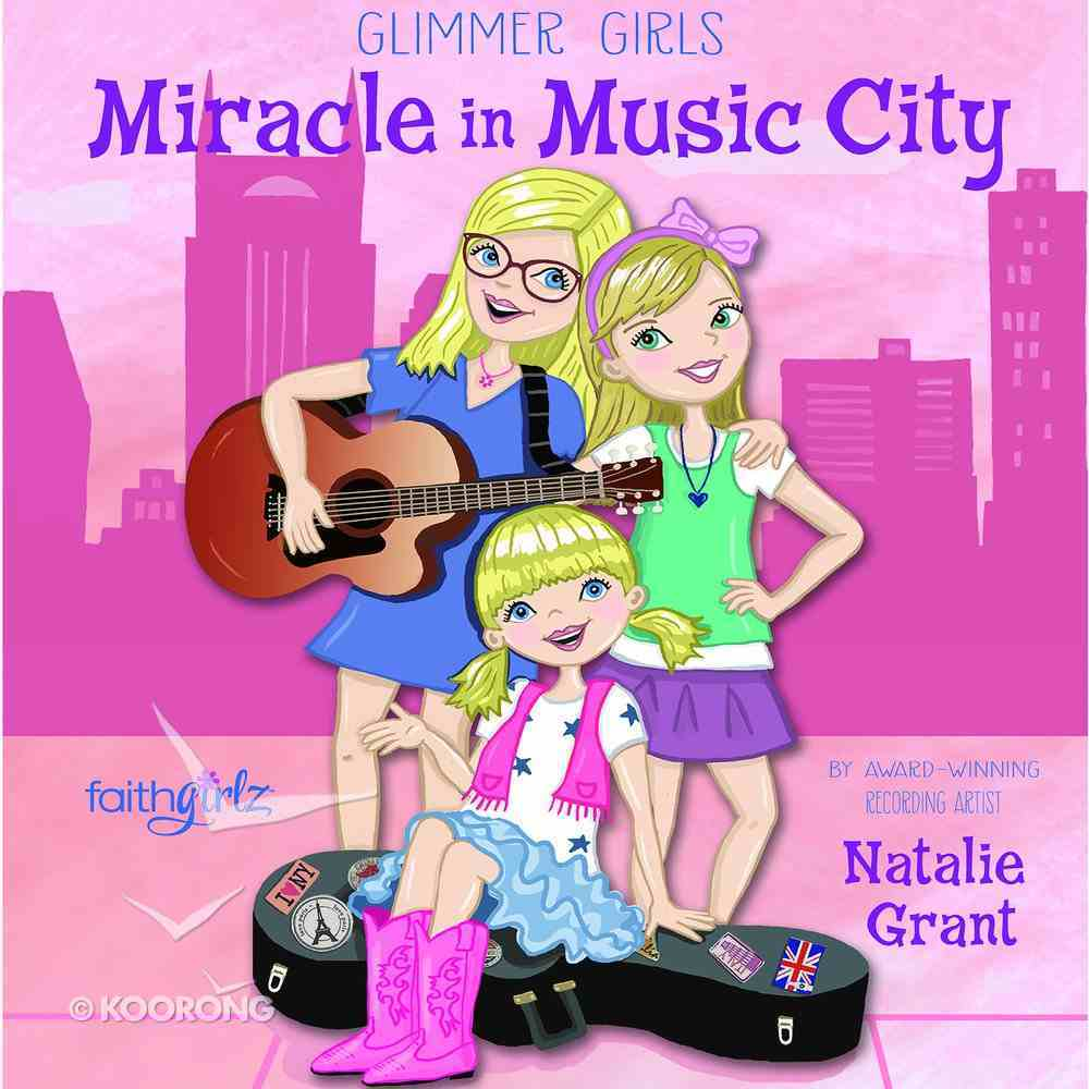 Miracle in Music City (Faithgirlz! Series) eAudio Book