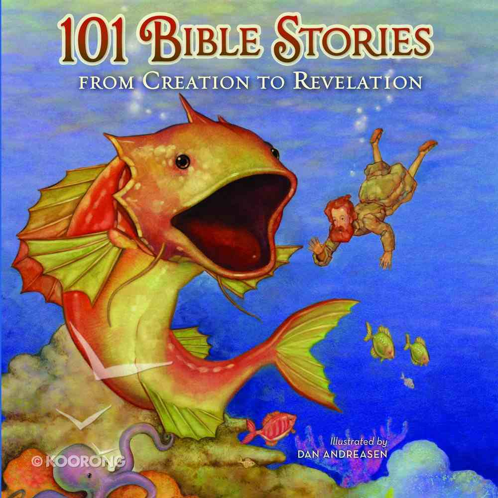 101 Bible Stories From Creation to Revelation eAudio Book