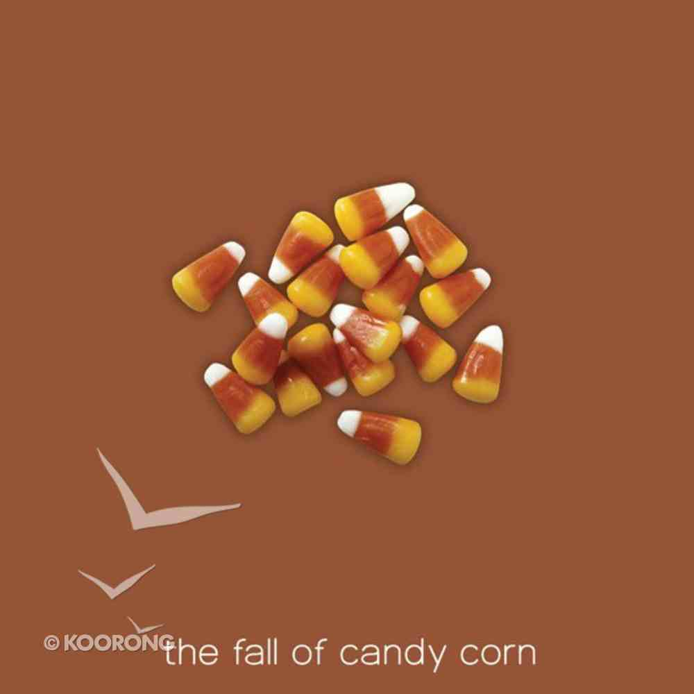The Fall of Candy Corn (#2 in Sweet Seasons Series) eAudio Book