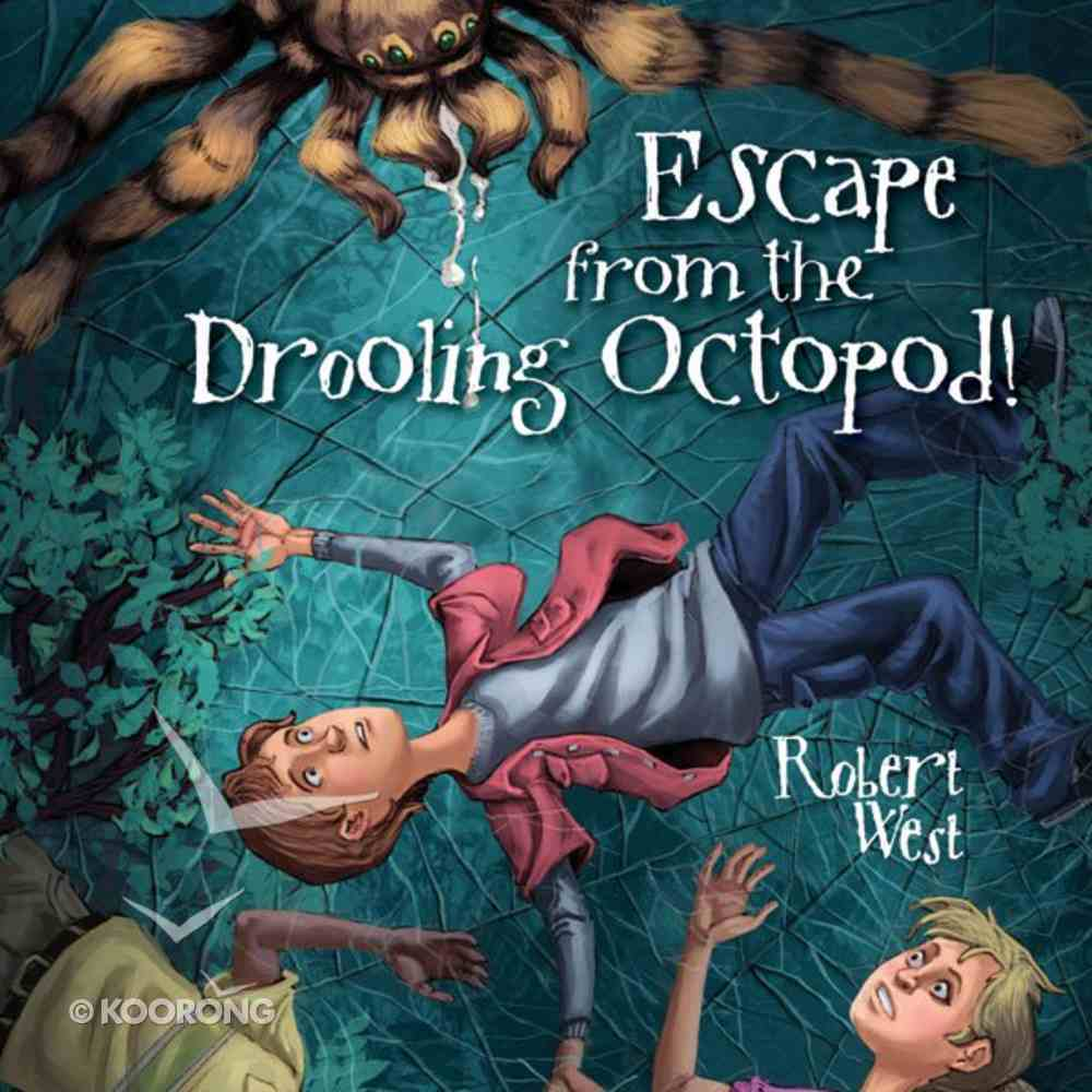 Escape From the Drooling Octopod! (#03 in The Star-fighters Of Murphy Street Series) eAudio Book