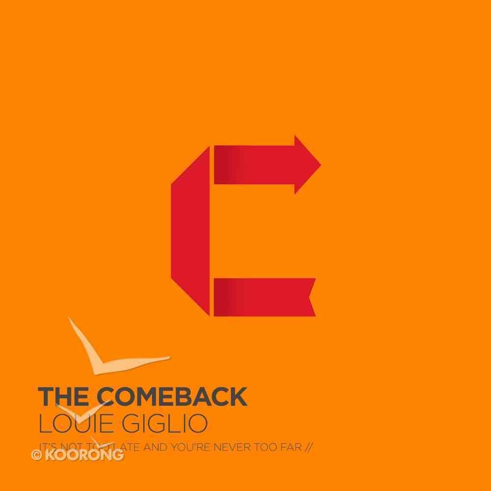 The Comeback eAudio Book