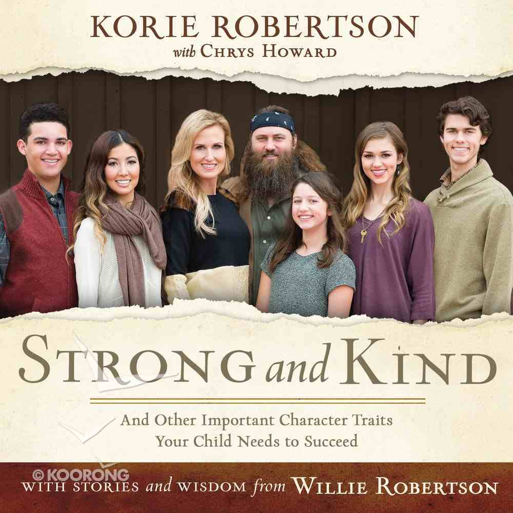 Strong and Kind eAudio Book