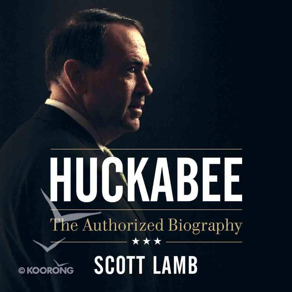 Huckabee eAudio Book