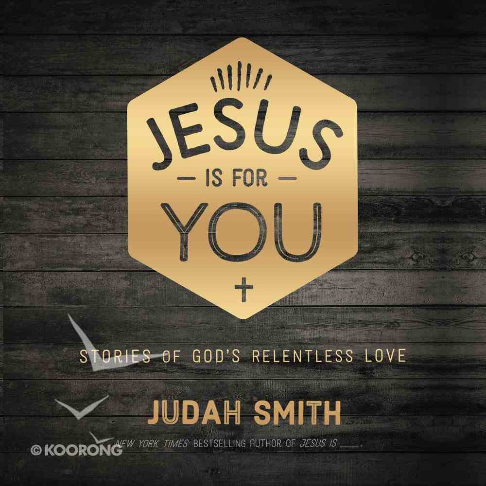 Jesus is For You eAudio Book