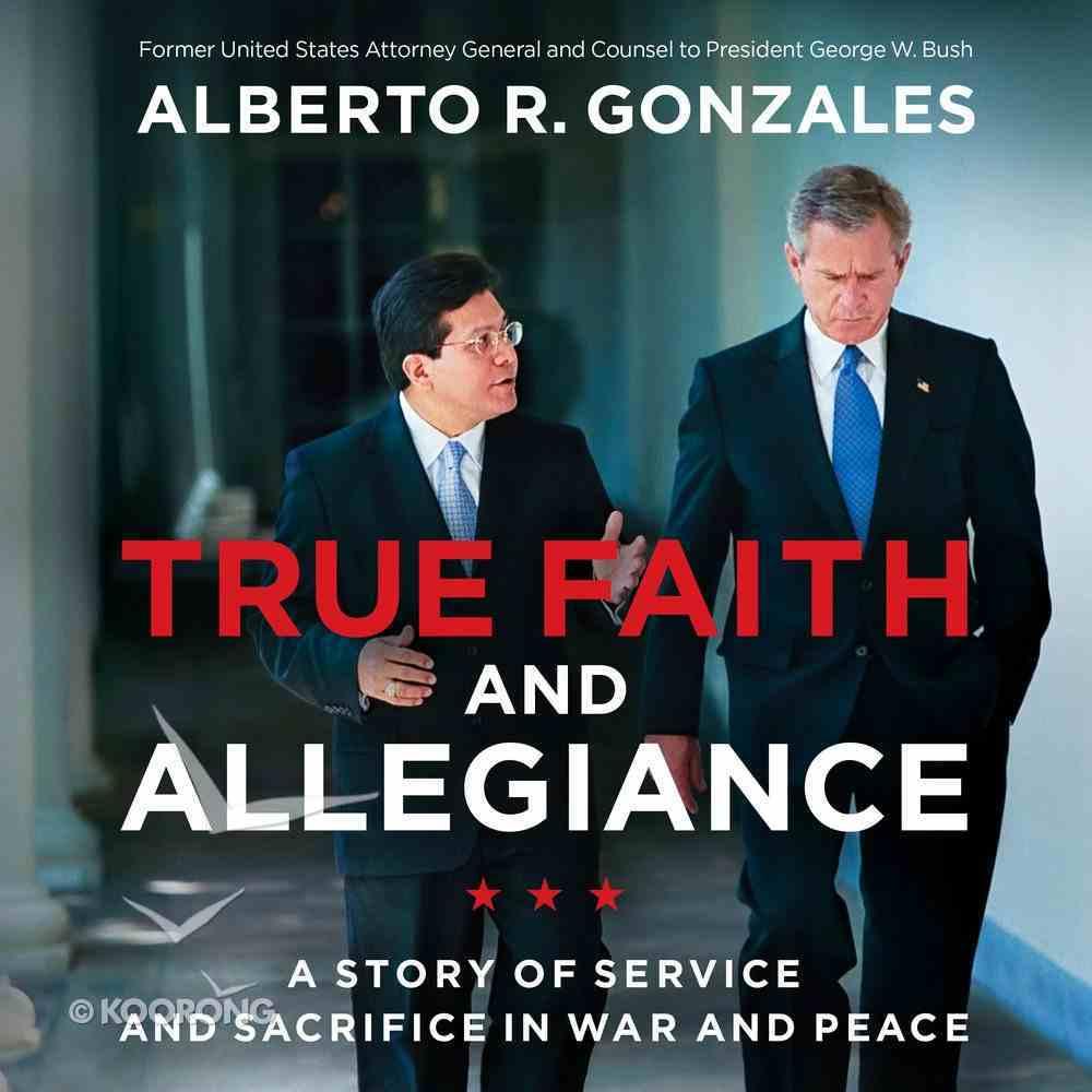 True Faith and Allegiance eAudio Book