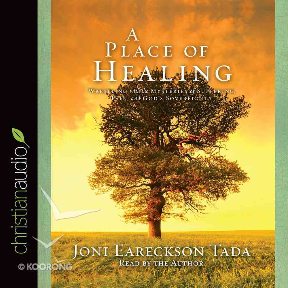 A Place of Healing CD