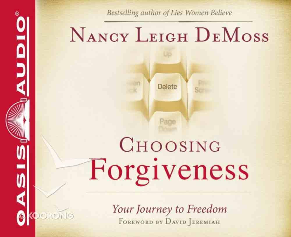 Choosing Forgiveness eAudio Book