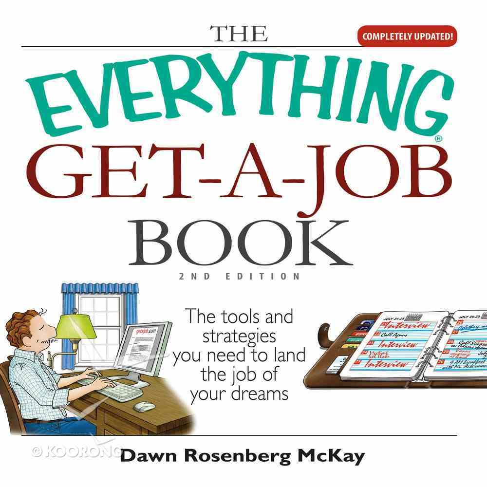 The Everything Get-A-Job Book eAudio Book