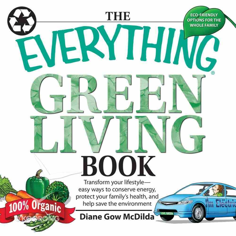 The Everything Green Living Book eAudio Book