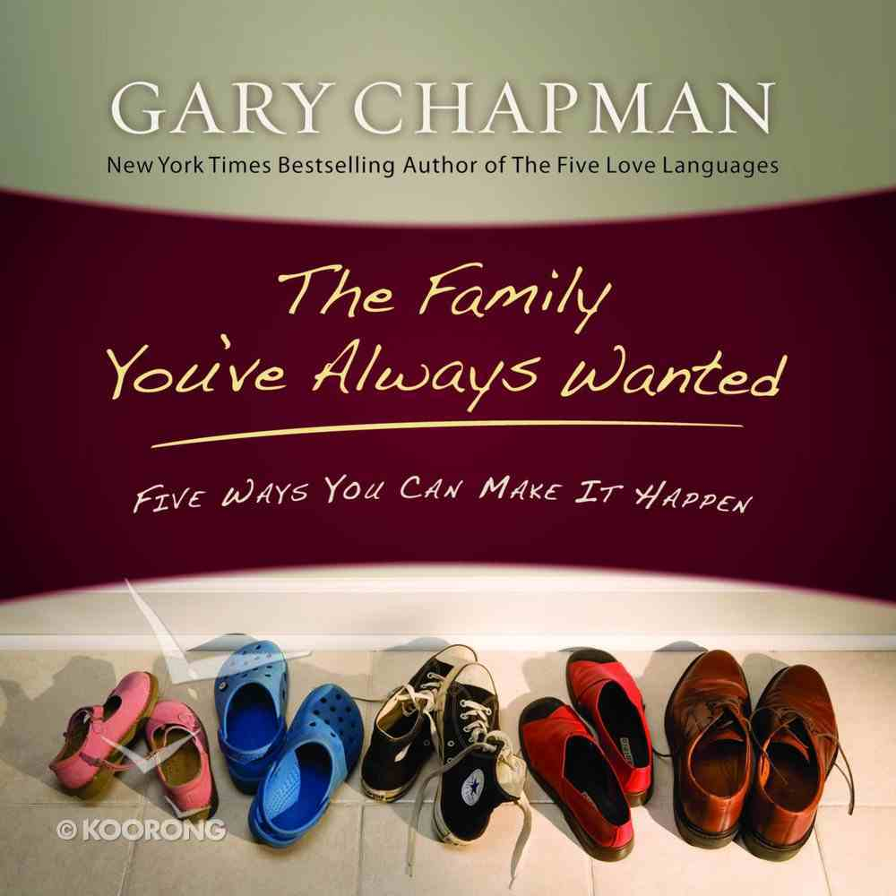 The Family You've Always Wanted eAudio Book