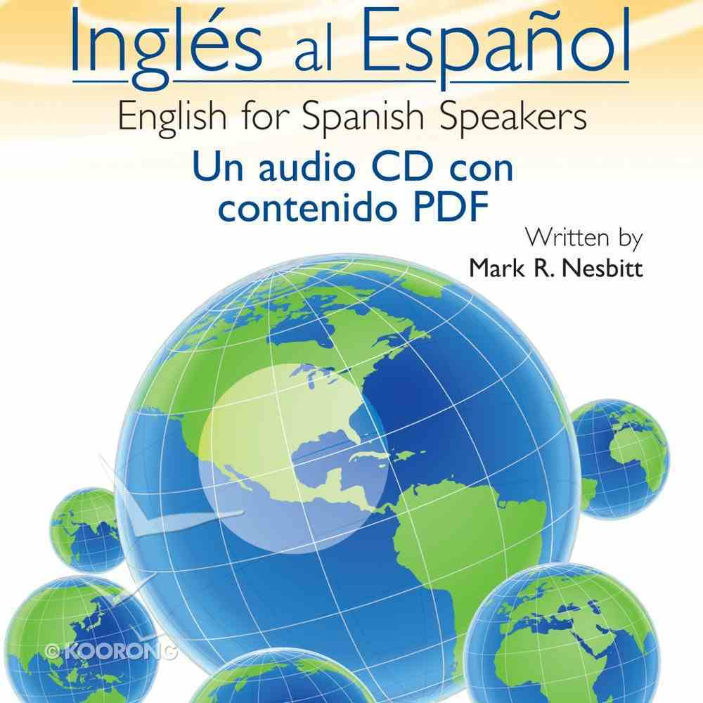 Ingles Al Espanol eAudio Book