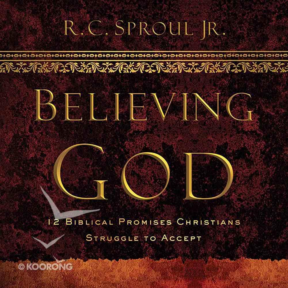 Believing God Teaching Series eAudio Book