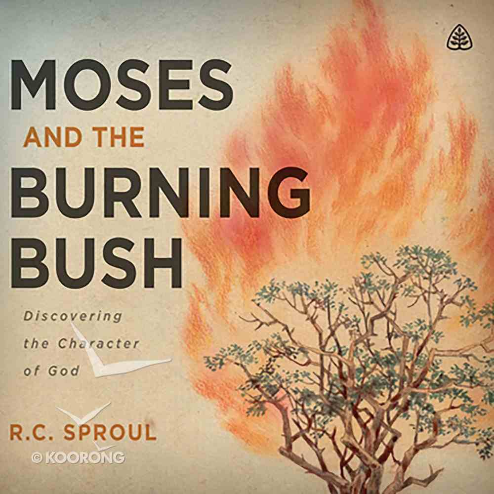 Moses and the Burning Bush Teaching Series eAudio Book