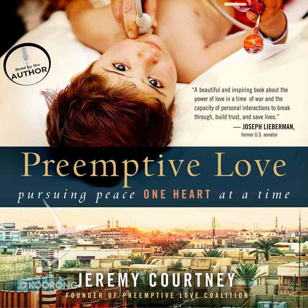 Preemptive Love eAudio Book