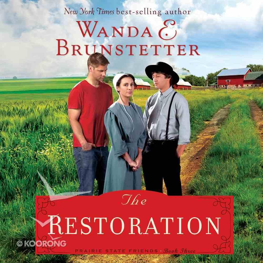 The Restoration eAudio Book