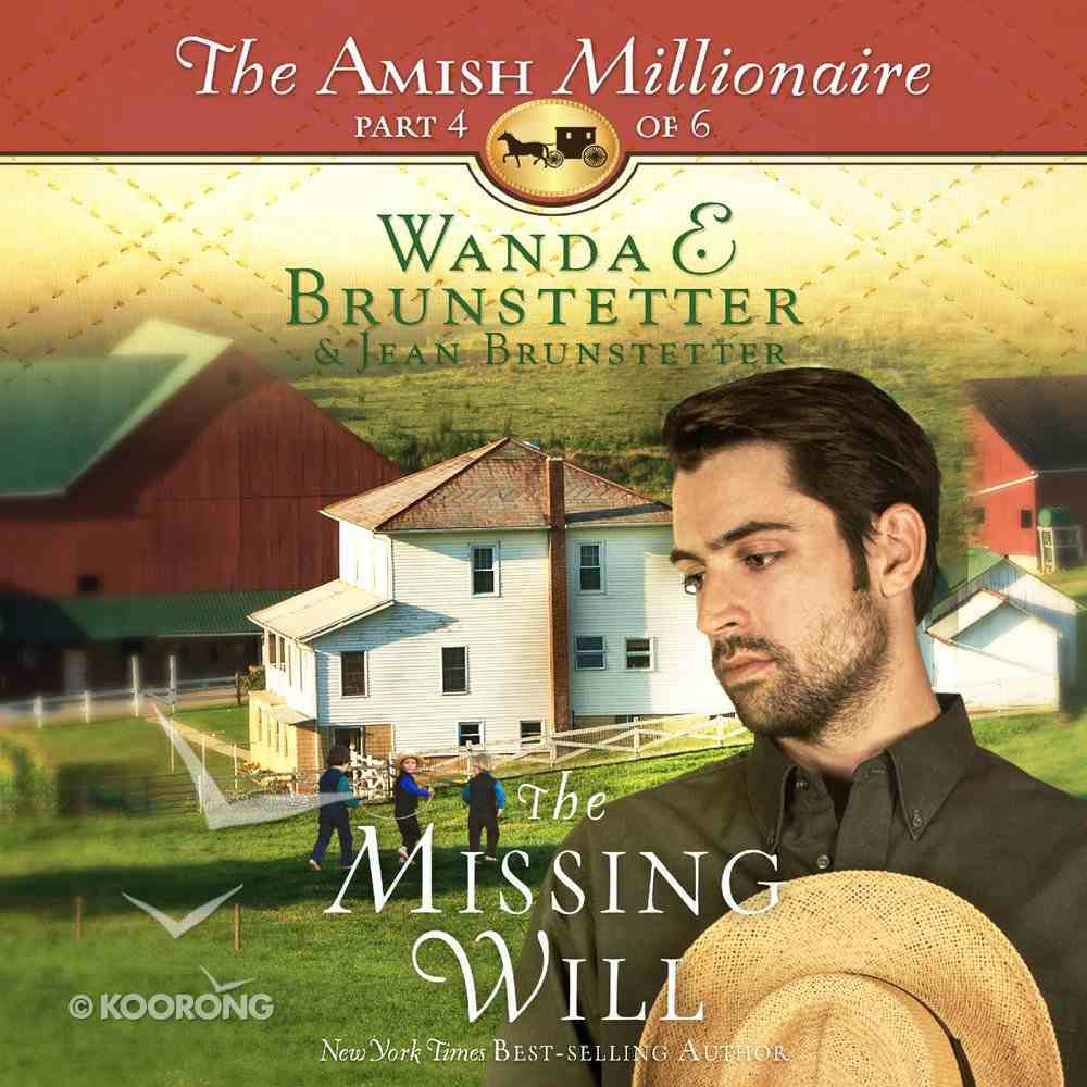 The Missing Will eAudio Book