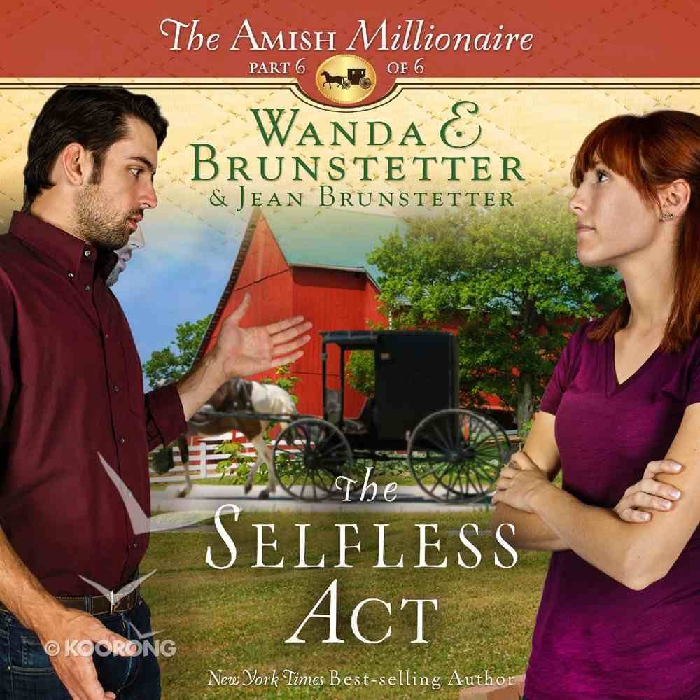 The Selfless Act eAudio Book