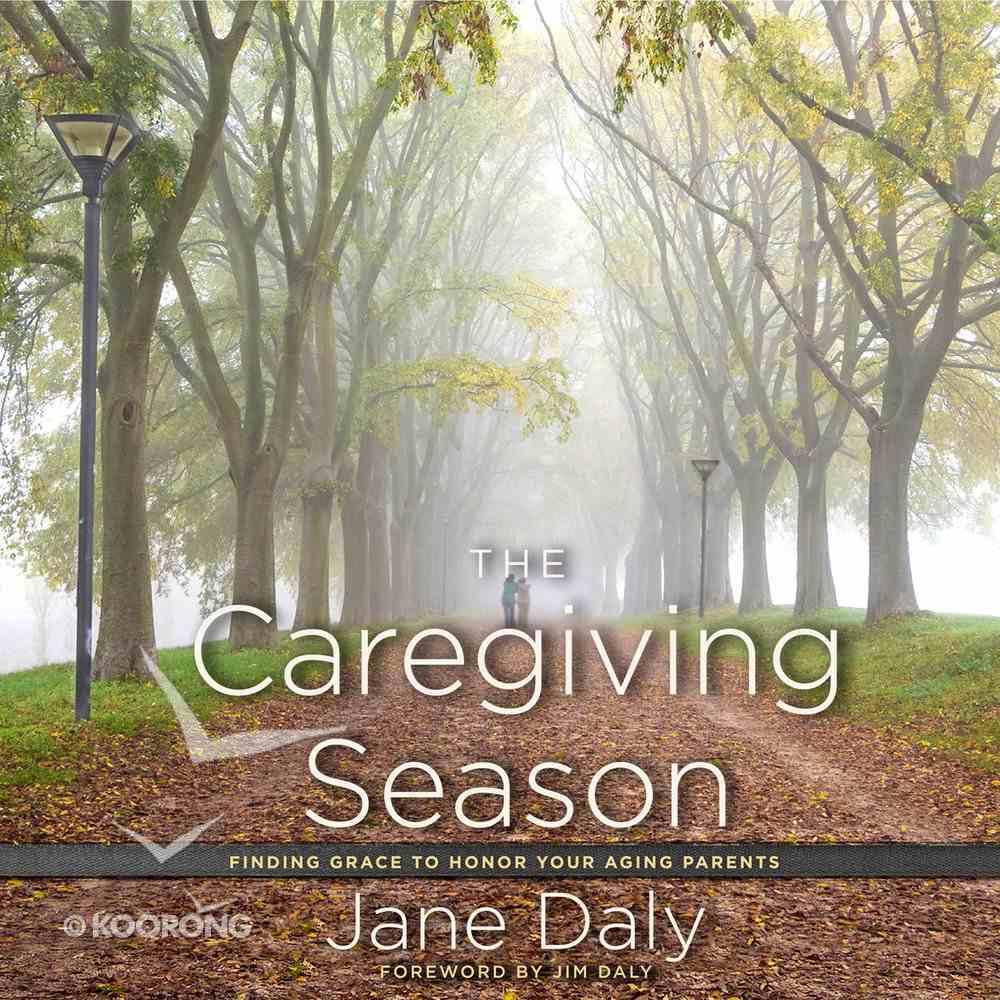 The Caregiving Season eAudio Book