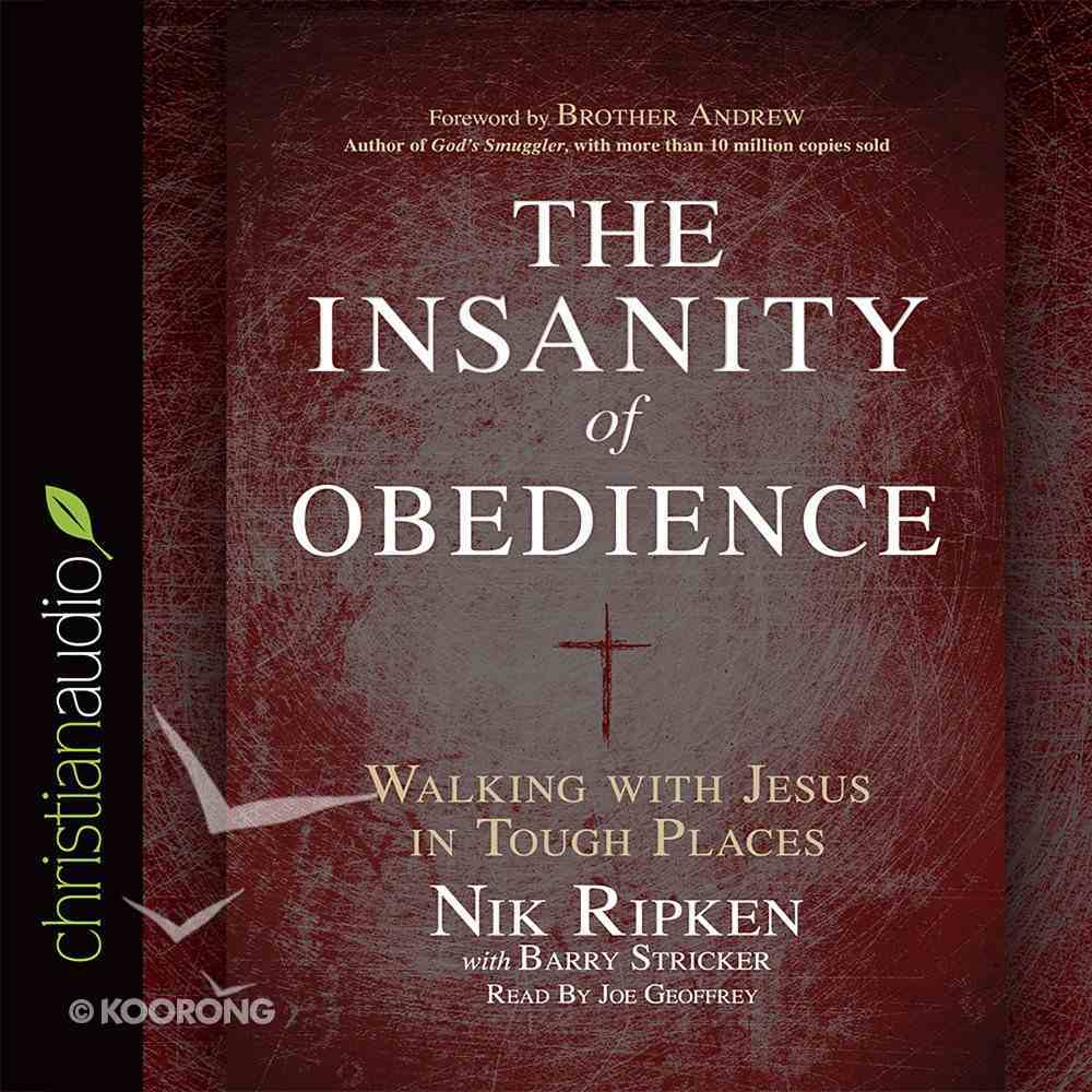 The Insanity of Obedience eAudio Book