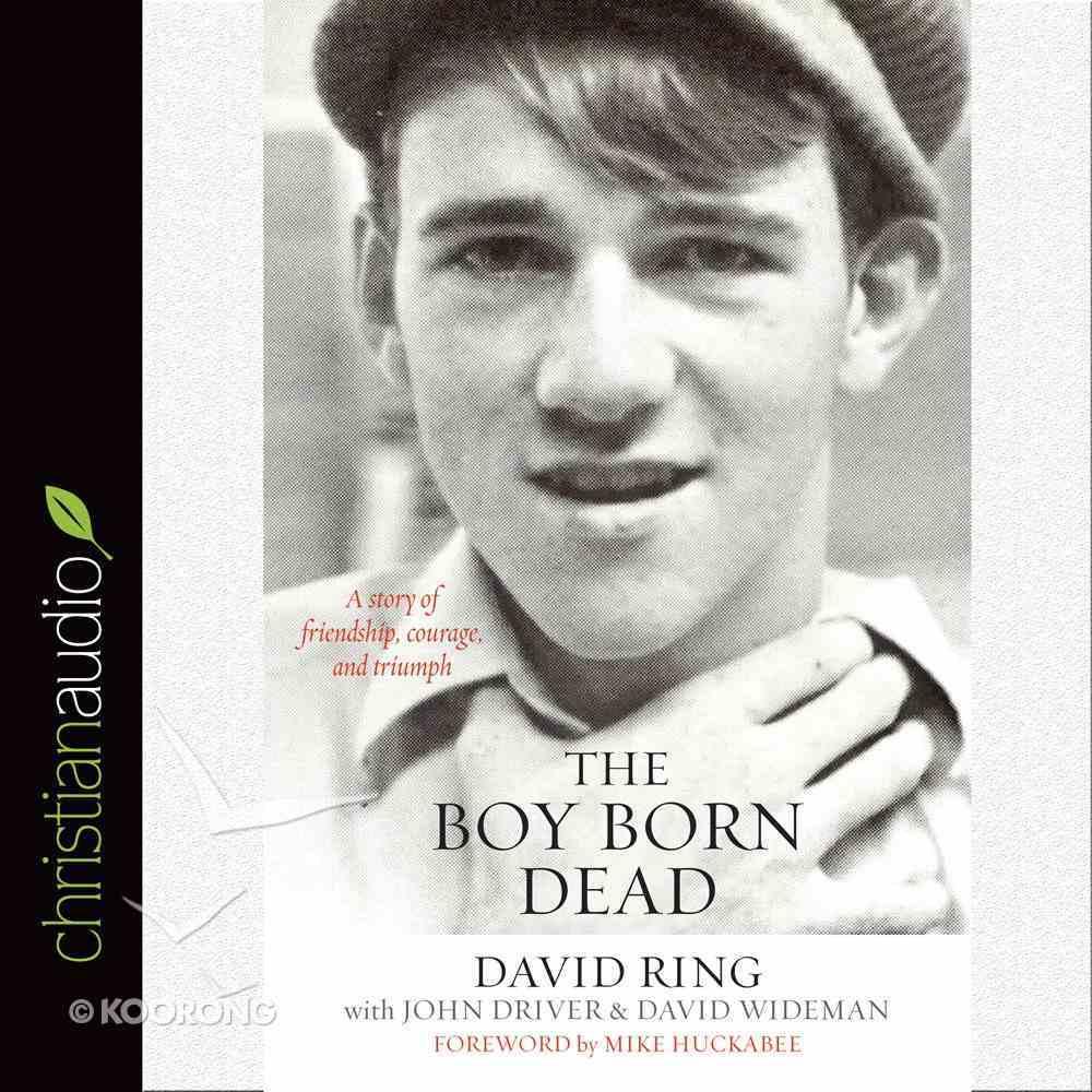 The Boy Born Dead eAudio Book