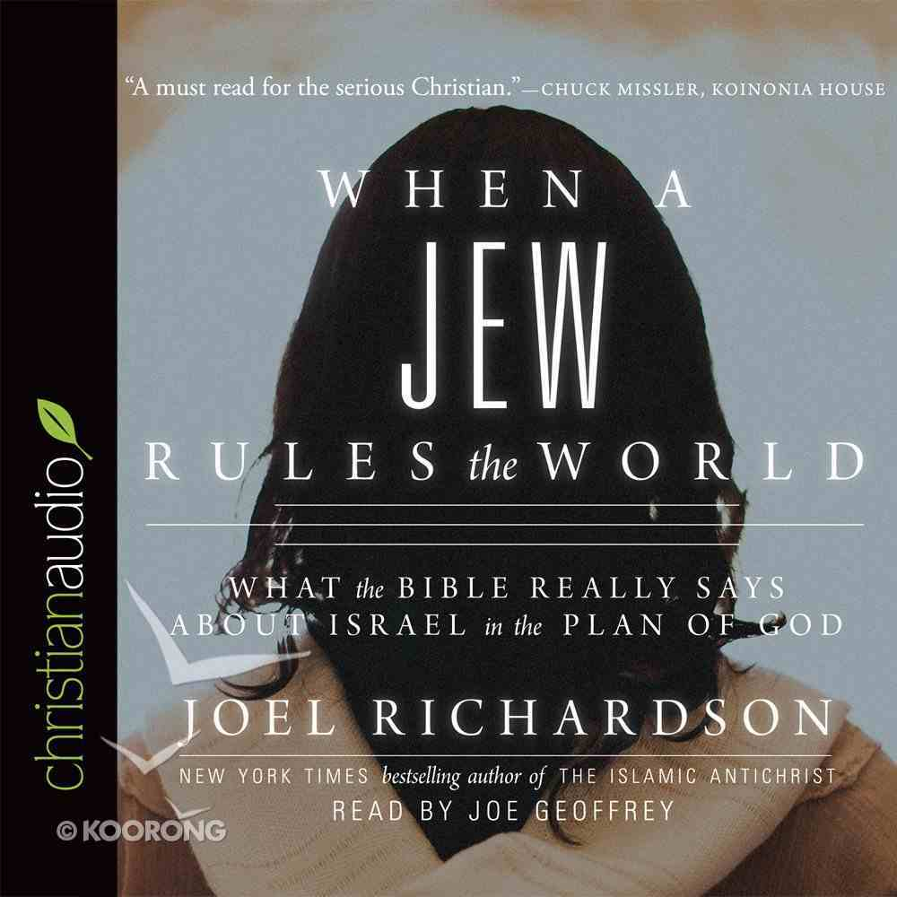 When a Jew Rules the World eAudio Book