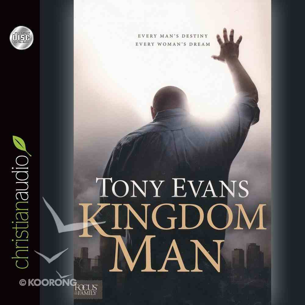 Kingdom Man (Unabridged, 8 Cds) CD