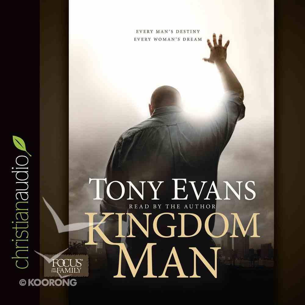 Kingdom Man eAudio Book
