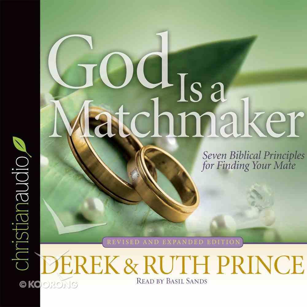God is a Matchmaker eAudio Book