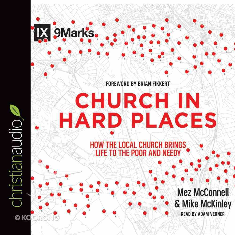 Church in Hard Places eAudio Book