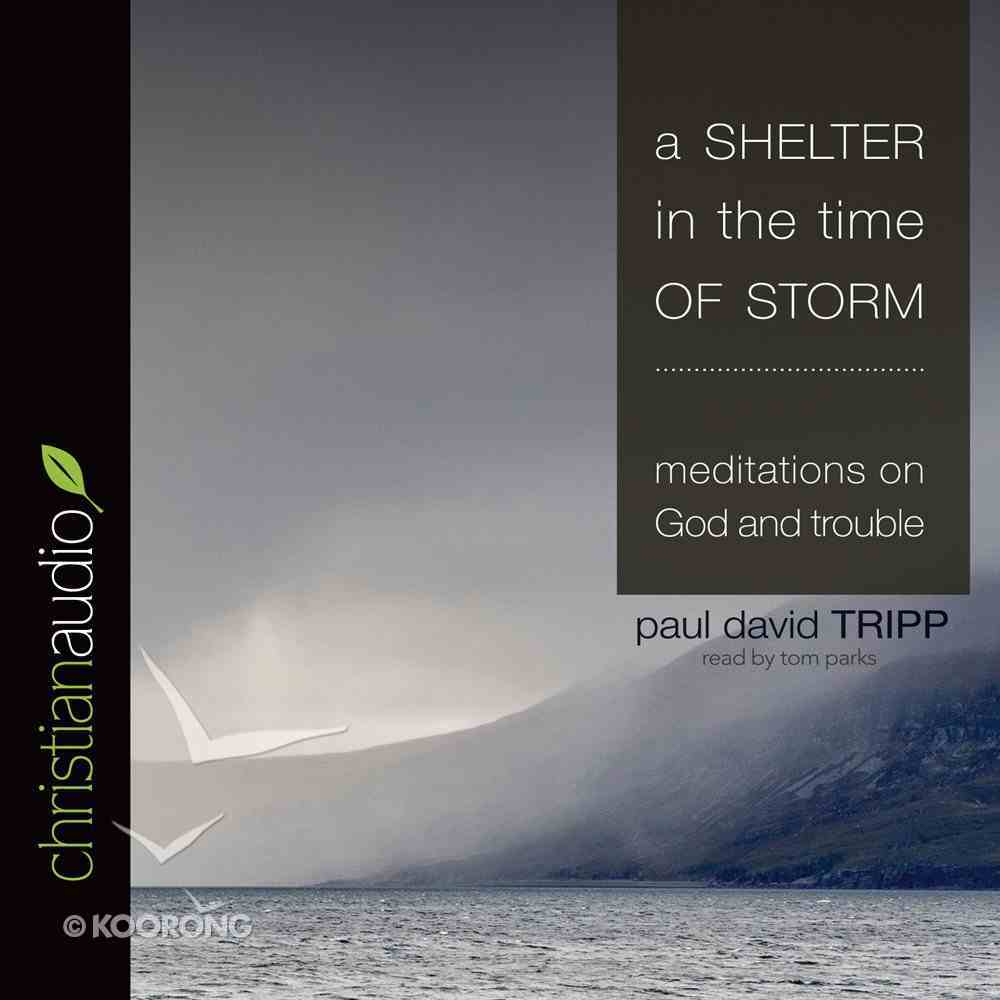 A Shelter in the Time of Storm (Unabridged, 4 Cds) CD