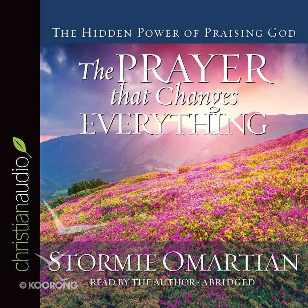 The Prayer That Changes Everything eAudio Book
