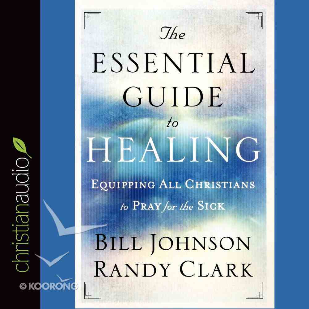 The Essential Guide to Healing (Unabridged, 7 Cds) CD