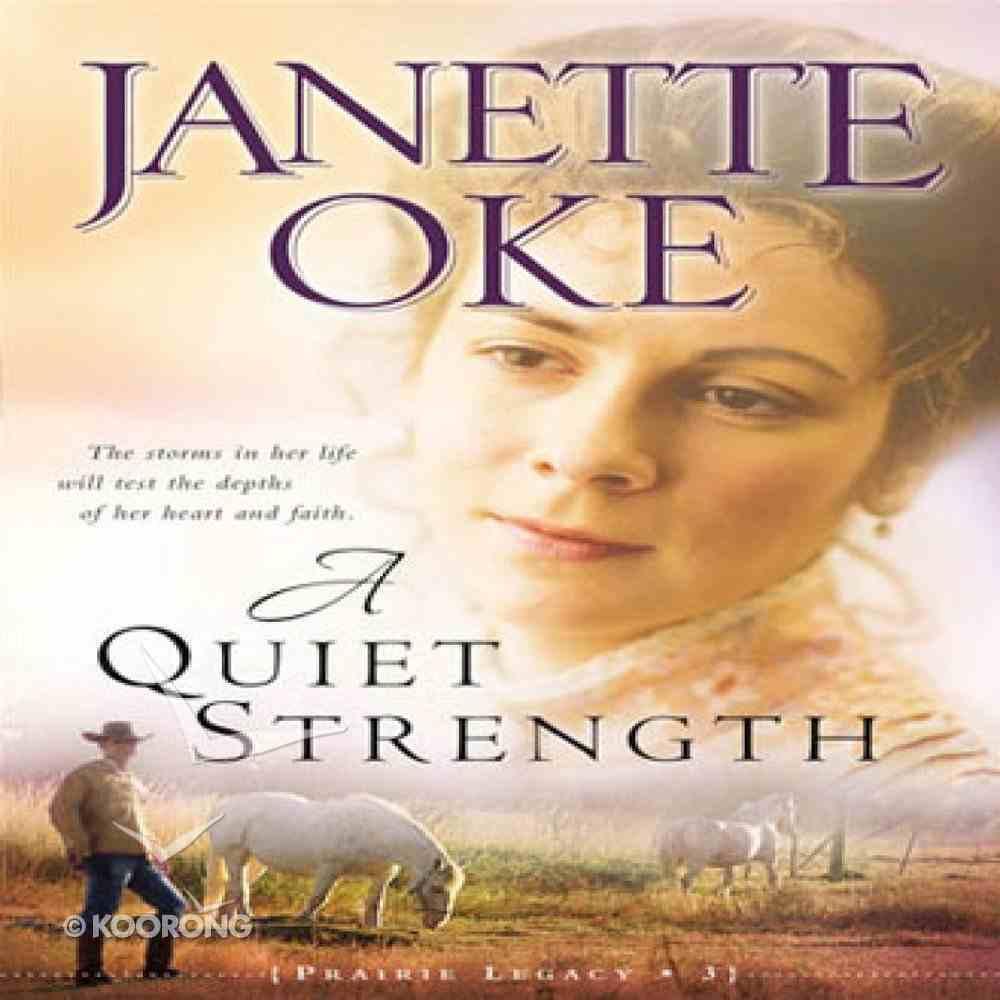A Quiet Strength eAudio Book