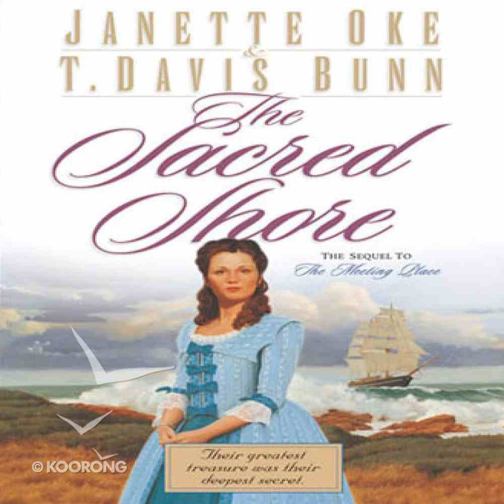 The Sacred Shore eAudio Book