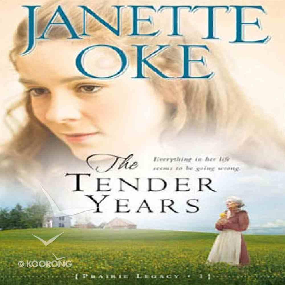 The Tender Years eAudio Book