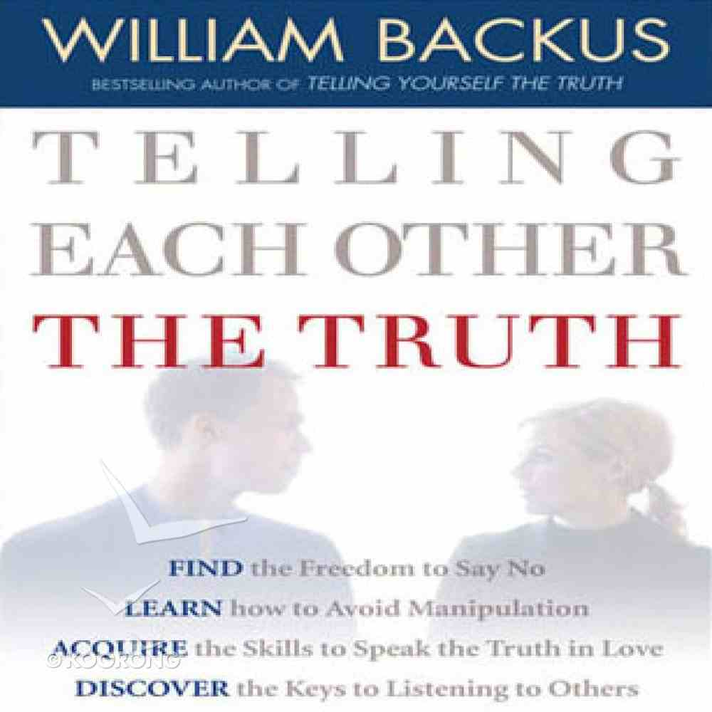 Telling Each Other the Truth (Abridged Audiobook) eAudio Book