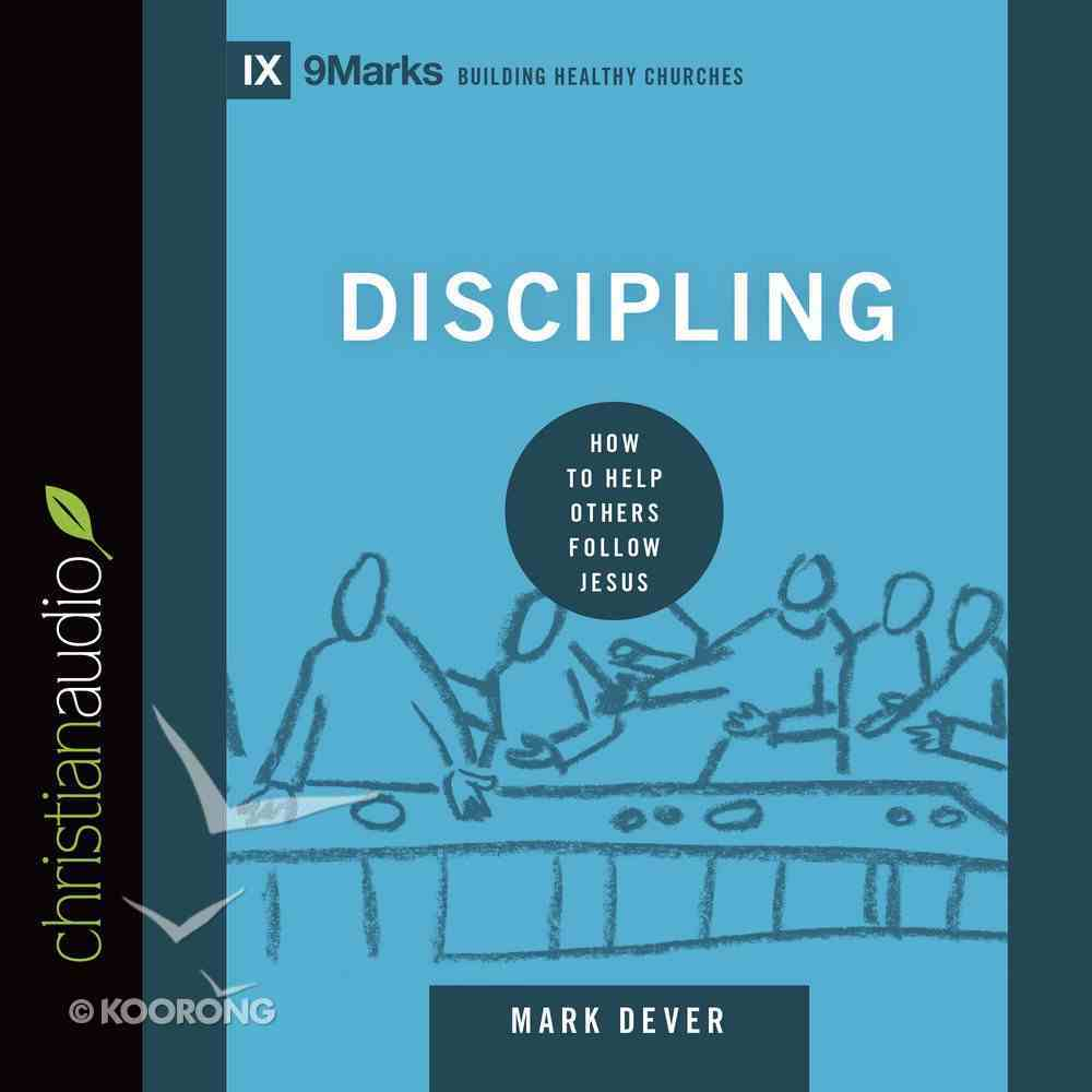 Discipling eAudio Book