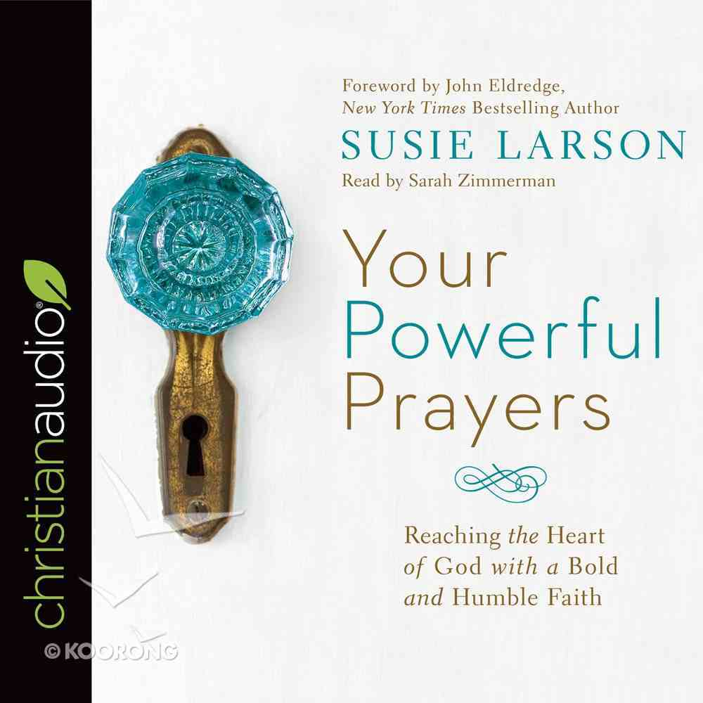 Your Powerful Prayers eAudio Book