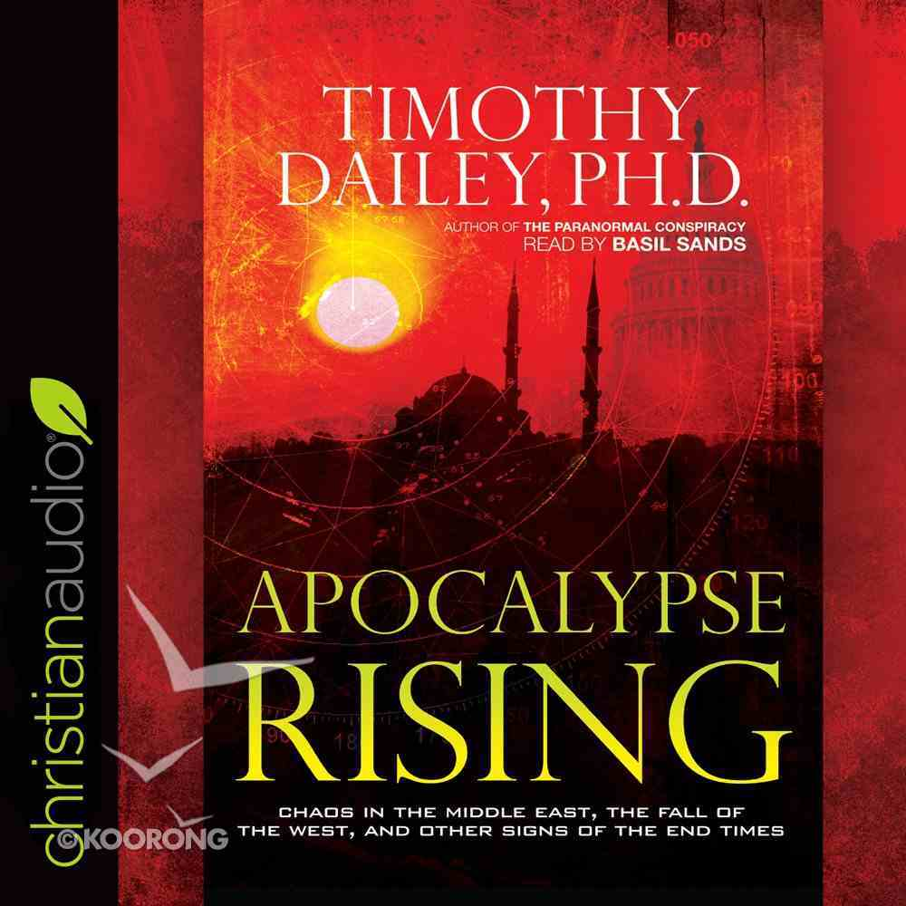 Apocalypse Rising (Unabridged, 5 Cds) CD