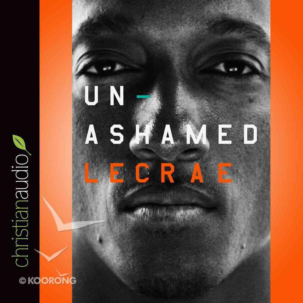 Unashamed (Unabridged, 5 Cds) CD