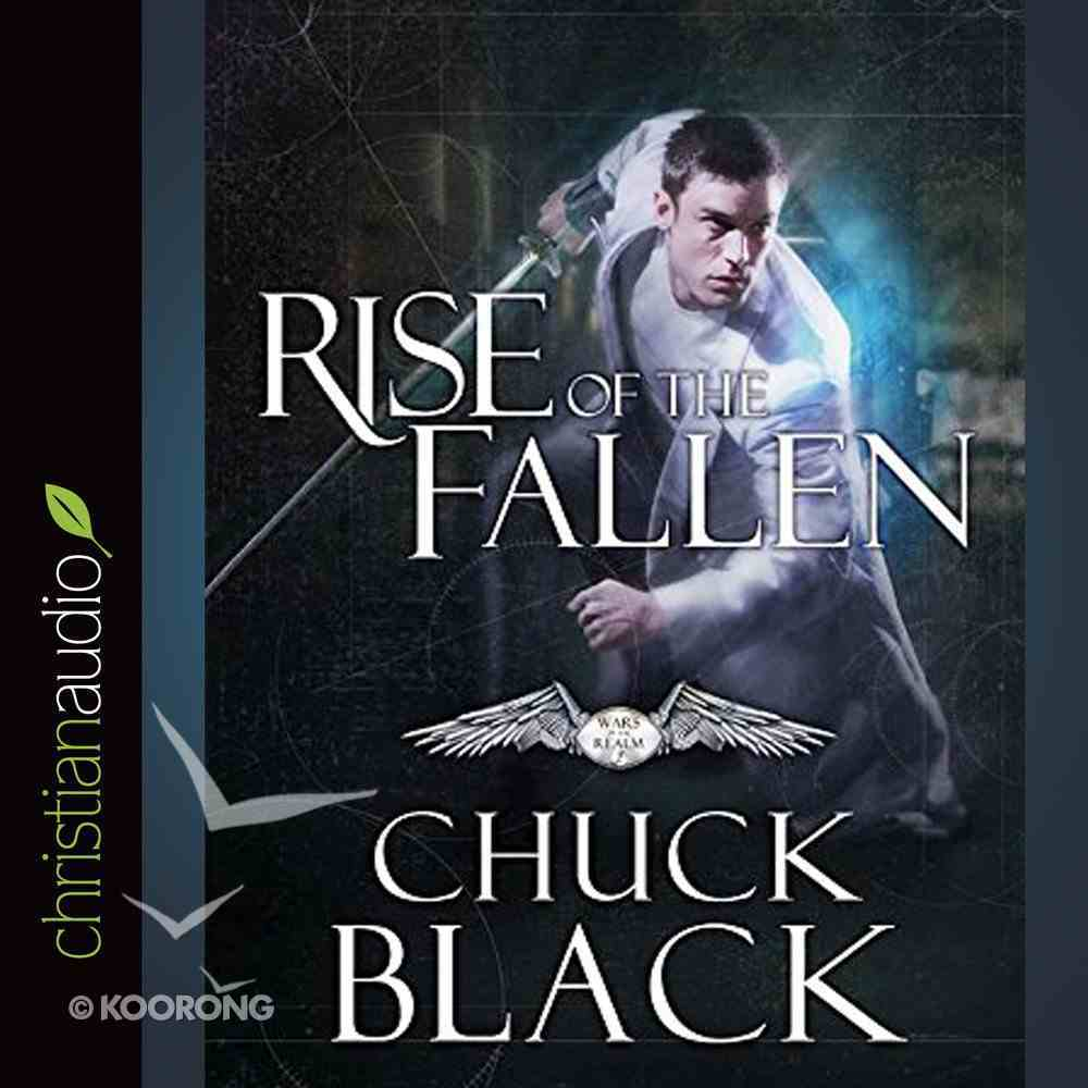 Rise of the Fallen (Unabridged, 8 CDS) (#02 in War Of The Realm Audio Series) CD